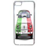 Coque Rigide Pour Apple Iphone 7 Motif Fiat 500 Italia