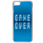 Coque Rigide Geek Game Over 1 Pour Apple Pour Apple Iphone 6 - 6s