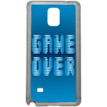 Coque Rigide Geek Game Over 1 Pour Samsung Galaxy Note 4