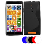 Coque Gel Vague S Pour Nokia Lumia 830