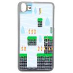 Coque Rigide Geek Jeux Video 3 Pour Htc Desire 816