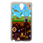 Coque Rigide Geek Jeux Video 4 Pour Samsung Galaxy Note 3 Neo