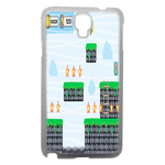 Coque Rigide Geek Jeux Video 3 Pour Samsung Galaxy Note 3 Neo
