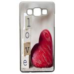 Coque Rigide Coeur Love Samsung Galaxy A5