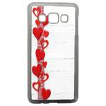 Coque Rigide Coeur Pour Samsung Galaxy A3