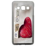 Coque Rigide Coeur Love Samsung Galaxy A3