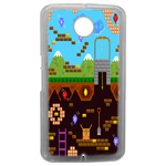 Coque Rigide Geek Jeux Video 4 Pour Google Nexus 6