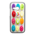 Coque Rigide Cupcakes Htc One Mini 2