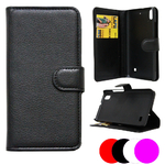 Etui Housse Coque Portefeuille Huawei Ascend G620s