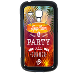 Coque Rigide Keep Calm Summer Pour Samsung Galaxy Trend