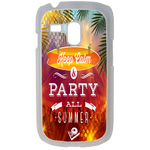 Coque Rigide Pour Samsung Galaxy S3 Mini Motif Keep Calm Party Summer