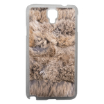 Coque Rigide Effet Poils D'animaux Pour Samsung Galaxy Note 3 Neo