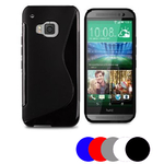 Coque Gel Vague S Pour Htc Desire One M9