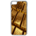 Coque Rigide Pour Apple Iphone 5c Motif Gold Lingot D'or