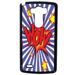 Coque Rigide Pop Art Wow Pour Lg G4