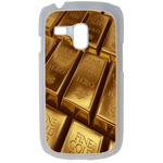 Coque Rigide Pour Samsung Galaxy S3 Mini Motif Gold Lingot D'or