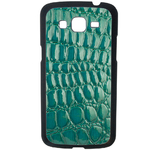 Coque Rigide Pour Samsung Galaxy Grand 2 Motif Crocodile Vert