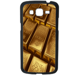 Coque Rigide Pour Samsung Galaxy Grand 2 Motif Gold Lingot D'or