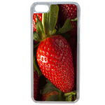 Coque Rigide Fraise Pour Apple Iphone 7 Plus