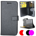 Etui Housse Coque Portefeuille Huawei Ascend G6
