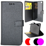 Etui Housse Coque Portefeuille Huawei Ascend P8