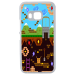 Coque Rigide Geek Jeux Video 3 Pour Htc One M9