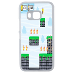 Coque Rigide Geek Jeux Video 4 Pour Htc One M9