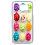 Coque Rigide Cupcakes Samsung Galaxy S6