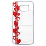Coque Rigide Coeur Samsung Galaxy S6 Edge