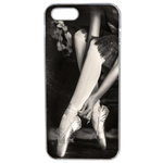 Coque Rigide Pour Apple Iphone 5 - 5s Motif Danseuse Ballerine