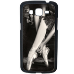 Coque Rigide Danseuse Ballerine Samsung Galaxy Grand 2