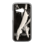 Coque Rigide Danseuse Ballerine Htc One Mini 2