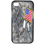 Coque Rigide Armée Us Navy Apple Iphone 4 - 4s