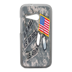 Coque Rigide Armée Us Navy Htc One Mini 2