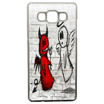 Coque Rigide Ange Ou Demon Pour Samsung Galaxy A5