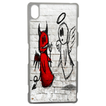 Coque Rigide Ange Ou Demon Sony Xperia Z3