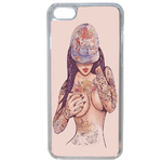 Coque Souple Pour Apple Iphone 6 Plus - 6s Plus Girl Tatoo