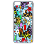 Coque Rigide Tag Graffiti Apple Iphone 5c