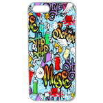 Coque Rigide Pour Apple Iphone Se Motif Tag Graffiti Peinture