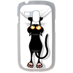 Coque Rigide Pour Samsung Galaxy S3 Mini Motif Chat Humour
