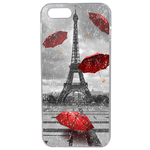 Coque Rigide Pour Apple Iphone Se Motif Tour Eiffel Paris 1 France