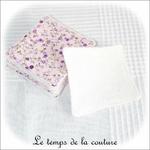 Sdb - lingette bambou - rose fleur violette01 - GFC