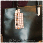Bijoux de sac beige 2
