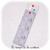 Sdb - Pochette dent - gris poisson rouge01 - GFC