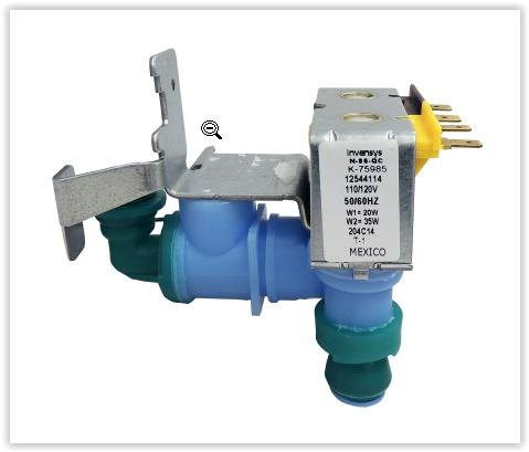 Électrovanne 2 voies 110V compatible 67005154 Whirlpool - SUPCO