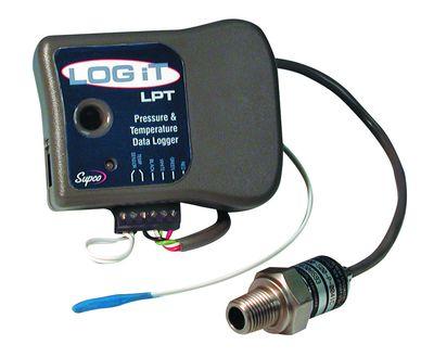 Enregistreur de donnée température et pression LPT - Supco