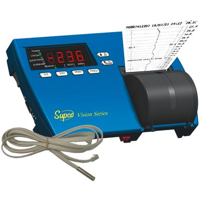 Enregistreur de température et humidité VLTH220 - Supco