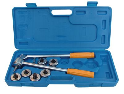 Evaseur tube + pinces et têtes 21002010 - Core Equipment
