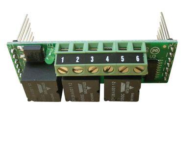 Carte extension relais CARD03 - DTK20002 - D-TEK