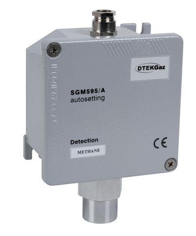 Sondes de détection gaz industrielles - D-Tek